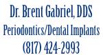Dr. Brent Gabriel, DDS
